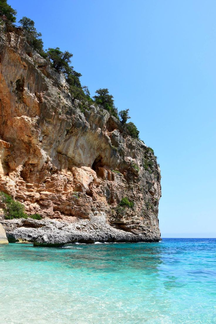 Cala Biriola, Baunei, Ogliastra, Sardinia #enjoyogliastra