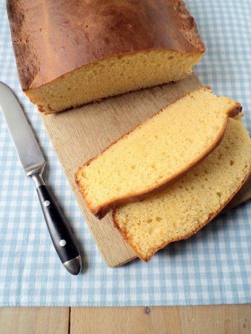 Kukoricaprósza kenyér