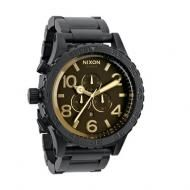 NIXON THE 51-30 CHRONO MENS WATCH - With superior functionality - like a custom 3 hand Swizz quartz movement and tide subdial - its wearer is never without the necessary earthly information. But with custom stainless and silicone - clad durability and unrivaled handsome details, it's a timepiece that's rife with worldly good looks.  Buy Now http://www.watchrepublic.co.za/brand/nixon/men/nixon-51-30-chrono-mens-watch-2
