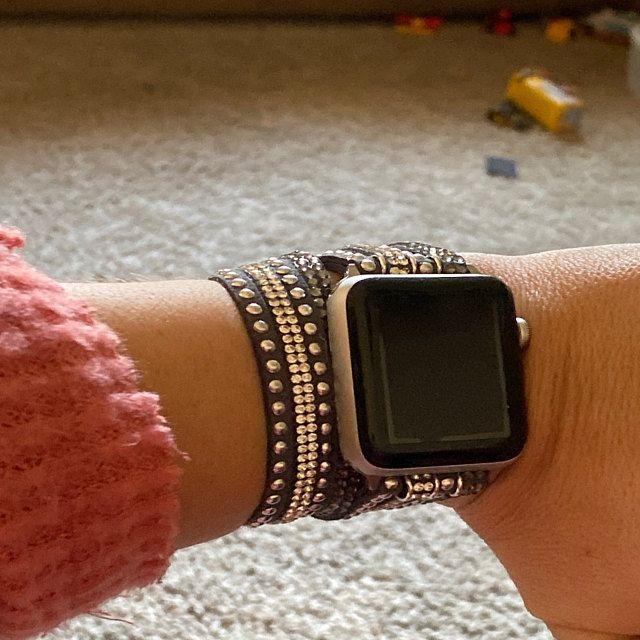 Apple Watch Band 42mm Khaki