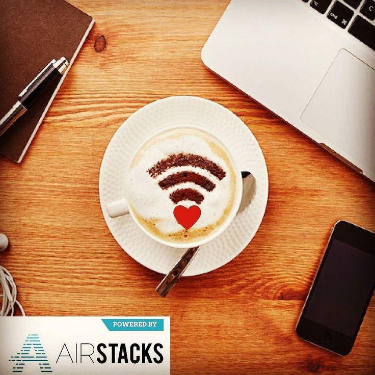 #cafeholicpune #freewifi #airstacks