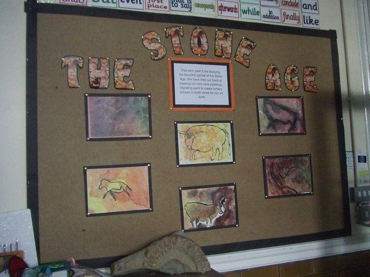 Caveman Art Ks2 : Images about school stuff on pinterest caves art