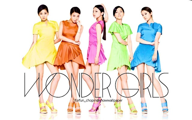 K•POP Idol Wallpaper: Wonder Girls Wallpaper 5 MORE in kpopidolwallpaper.blogspot.com