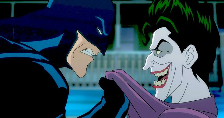 Batman Vs. the Joker in First Look at 'The Killing Joke' Movie -- Mark Hamill shares a new photo alongside Kevin Conroy, with both reprising their voice roles as The Joker and Batman in 'Batman: The Killing Joke'. -- http://movieweb.com/batman-killing-joke-movie-photo-mark-hamill-kevin-conroy/