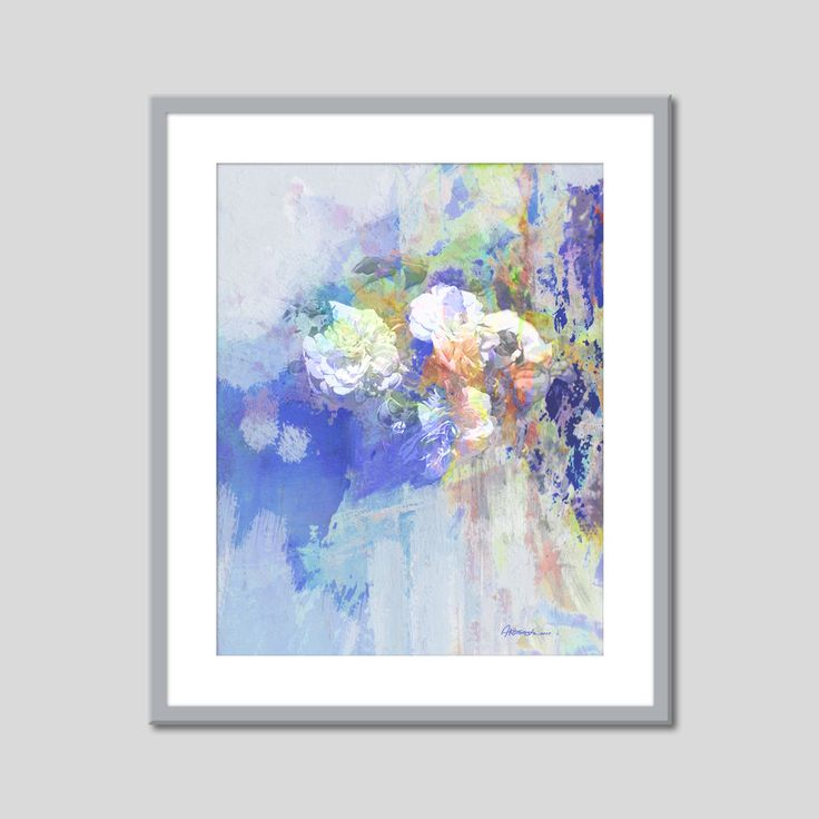 Abstract painting Printable pictures Art par ArtooshPrintables