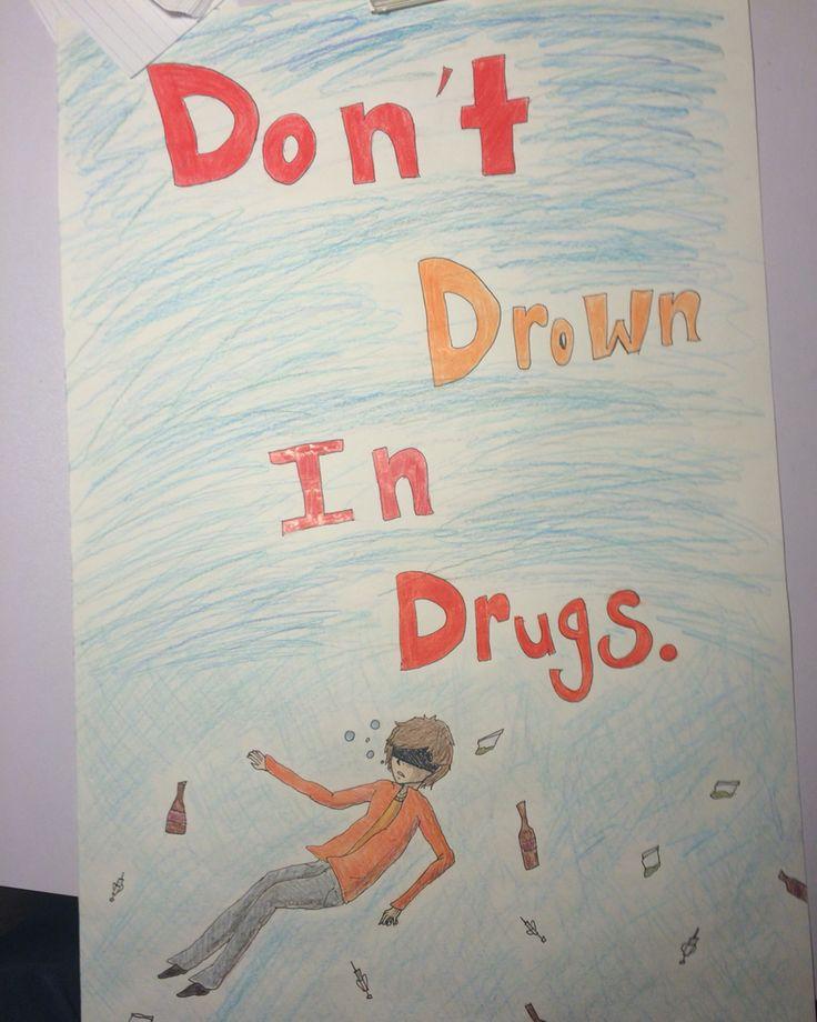 36 best drug posters images on pinterest drug free