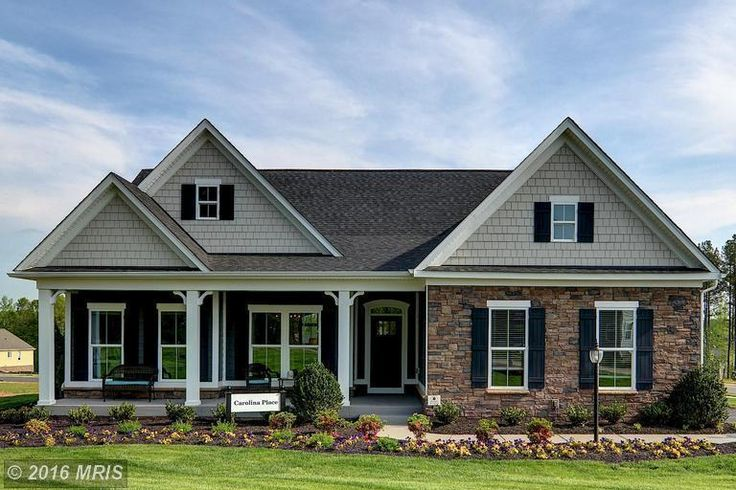 21 Best Ryan Homes Carolina Place Model Images By