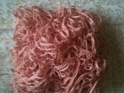 Pink Neck Warmer/Scarf