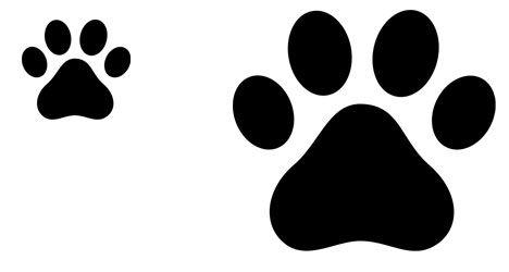plantilla huella perro - Buscar con Google