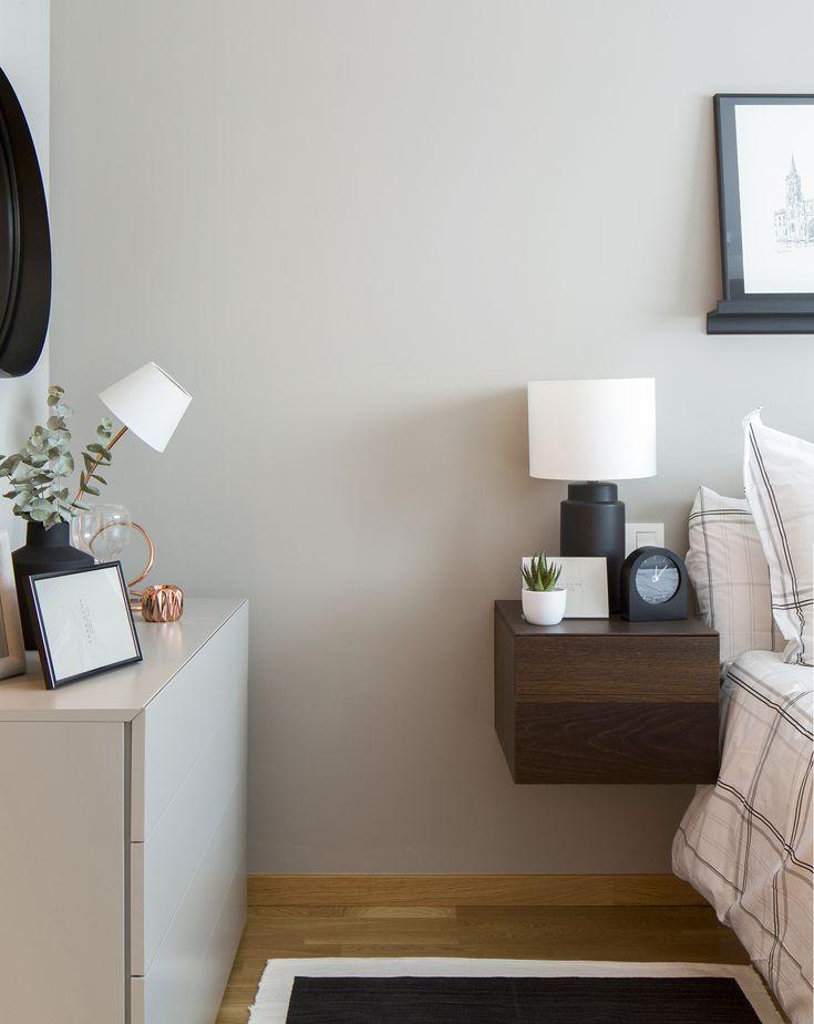 Detalle de dormitorio vivienda de nueva construcci n - Natalia zubizarreta ...