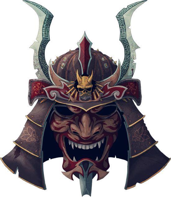 samurai mask - Pesquisa Google