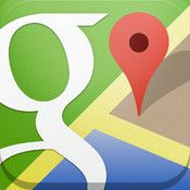Google Maps - turn by turn navigation
