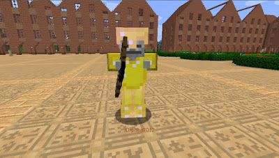 Orphea2012 Youtube et Minecraft: Minecraft   Squelette en armure et pack de ressour...