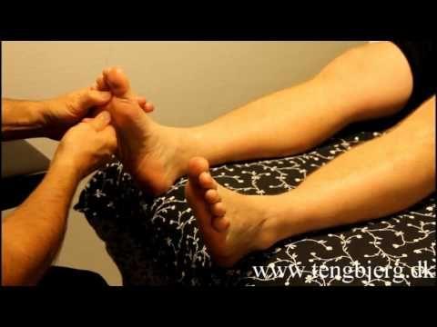 Zoneterapi   Knogler& muskler - YouTube