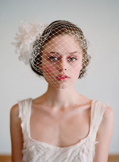 wedding headdress.... its a possibility!