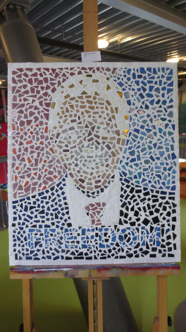 Een eerbetoon aan Nelson Mandela Door: Sascha
