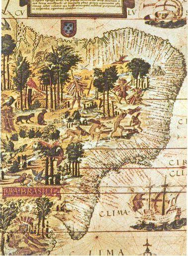 Brazil-16-map - Atlas Miller – Wikipédia, a enciclopédia livre