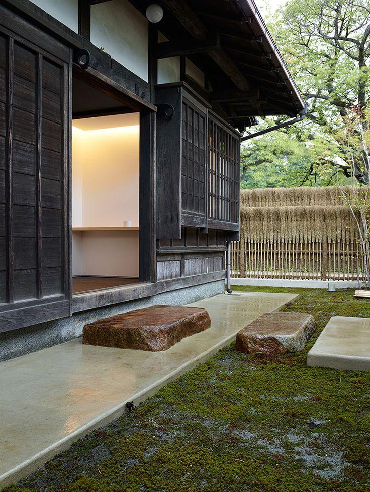 foto shinichi sato archi maisons japonaise. Black Bedroom Furniture Sets. Home Design Ideas