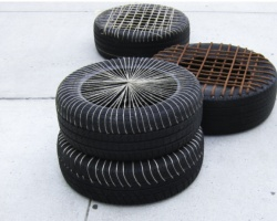 recycling crafts ideas 1000 ideas about tire seats on tires ideas 2820