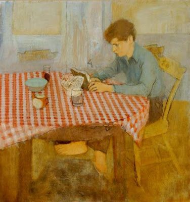 Reading and Art: Fairfield Porter