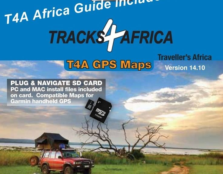 T4A's GPS Maps Version 14.10 grew with 4%.