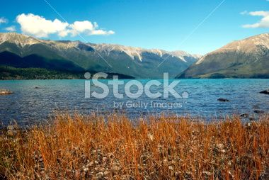Lake Rotoiti, Nelson Lakes National Park, NZ Royalty Free Stock Photo