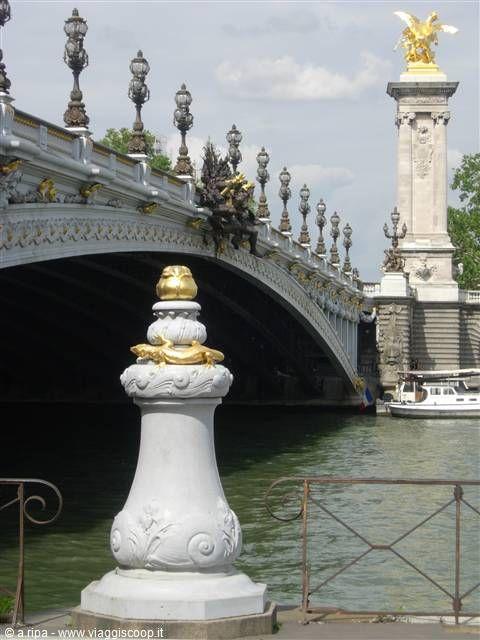ponte di alessandro iii parigi - Cerca con Google