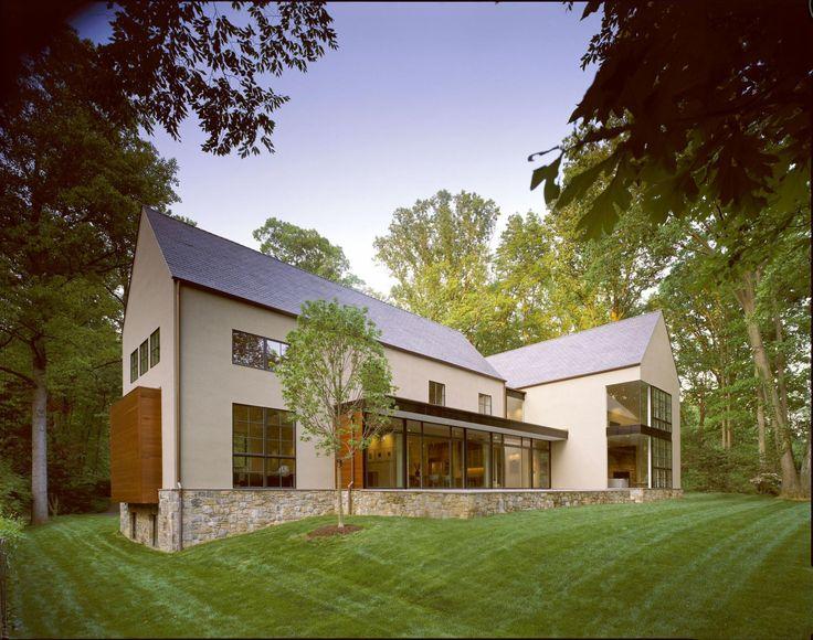 Modern Barn Style Home