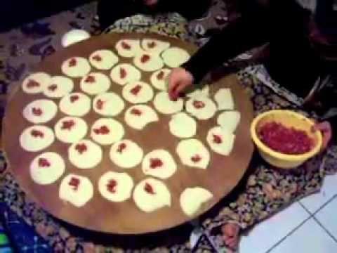 puf boregi Erzurum yöresel yemekleri - YouTube