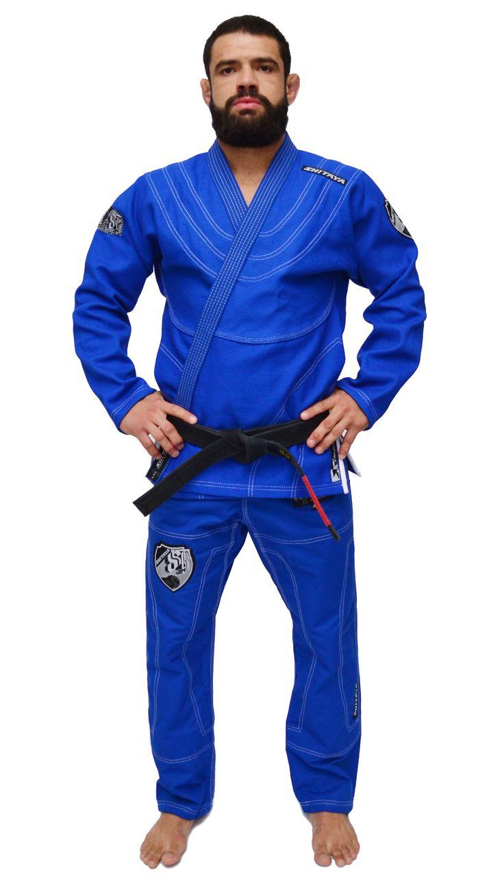 Kimono Jiu-jitsu NEWXTREME AZUL - Masculino - Produtos Shitaya Bjj JiuJitsu ShitayaKimonos kimonosShitaya Kimonos brazilian jiu jitsu faixa preta black belt