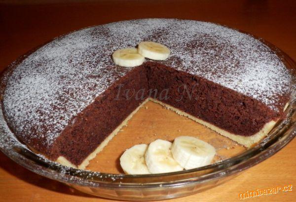 Namibijský banánový koláč