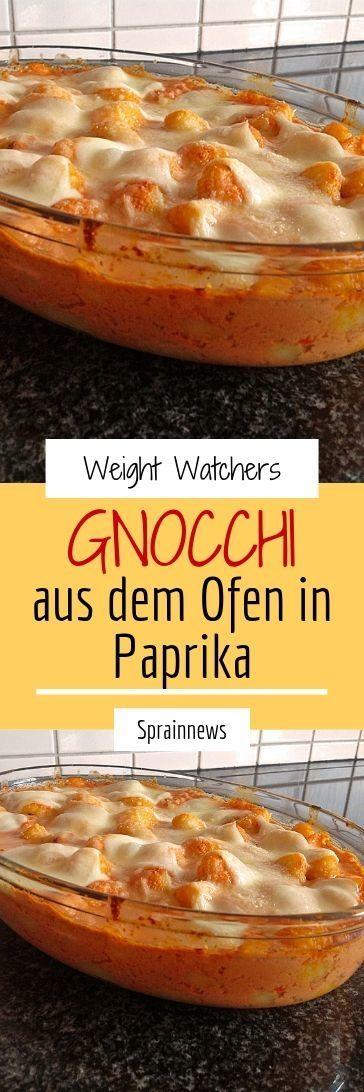 Gnocchi aus dem Ofen in Paprika Zutaten 2 Pkt. Gno…
