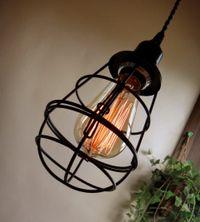 モダンカフェ気分♪真鍮灯具付きレトロペンダントランプホワイト/アンティーク皿型昭和テイスト