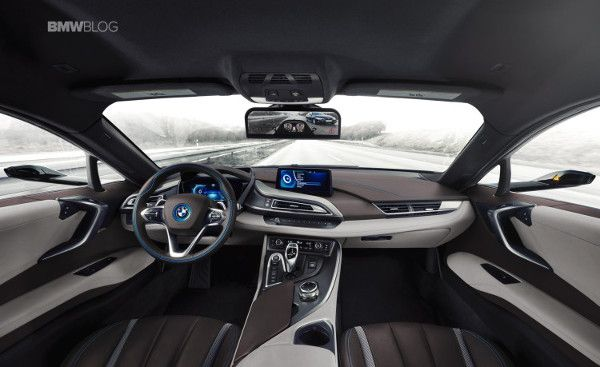 CES 2016 - BMW i8 renunță la oglinzile laterale | IT cookies