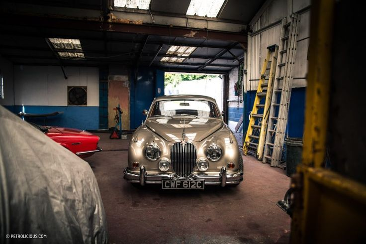 Cops, Robbers, Or Otherwise, A Jaguar Mark 2 Stakes Many Claims • Petrolicious