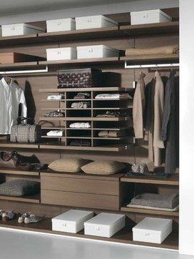 CLOSETS modern-closet