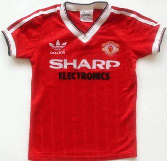 Man Utd 1982