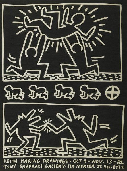 116 best Keith haring images on Pinterest | Keith haring ...