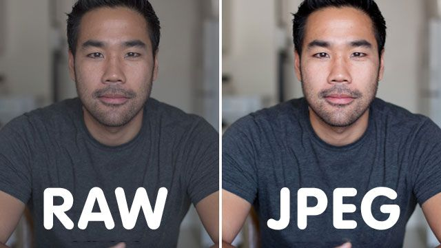 Which Format Is Best? When You Should Shoot Photos in JPEG and When You Should Use Camera RAW