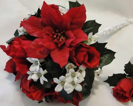 winter bridal bouquets | winter bridal bouquets 4 It 39s also compound of silk flowers and we ...