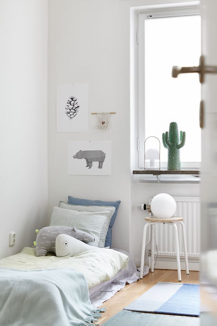 Good A Simple And Serene Swedish Home. Childrens Room DecorKids Rooms ... Photo Gallery