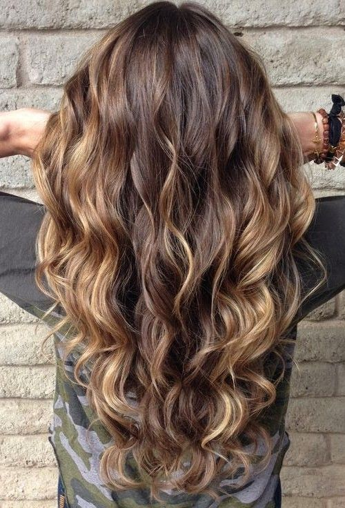 See how to grow Sexy Long Hair here: http://longhairtips.org/ Balayage on long hair