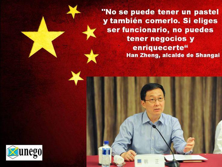Han Zheng.