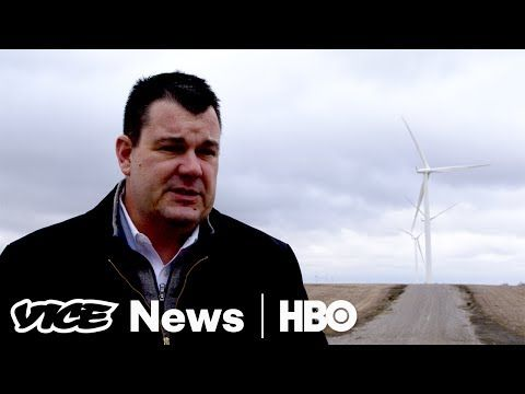 VICE News: Iowa Wind Power Industry (HBO)