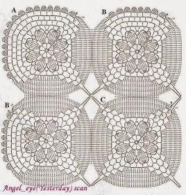 Victoria - Handmade creazioni: Lace - Progetti