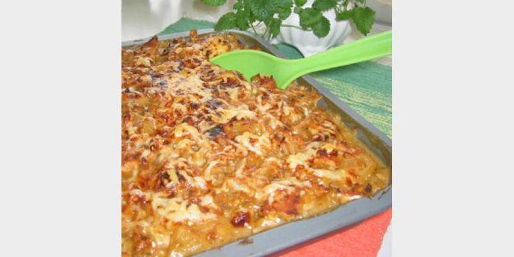 Valmista Kana-ananaspaistos tällä reseptillä. Helposti parasta!