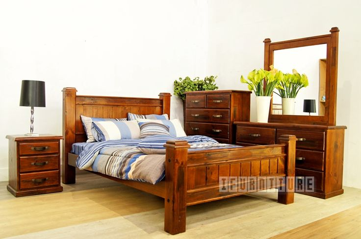 CALINGTON Rustic Bedroom Combo in Queen Size , bedroom suite , Bedroom, NZ's Largest Furniture Range with Guaranteed Lowest Prices: Bedroom Furniture, Sofa, Couch, Lounge suite, Dining Table and Chairs, Office, Commercial & Hospitality Furniturte
