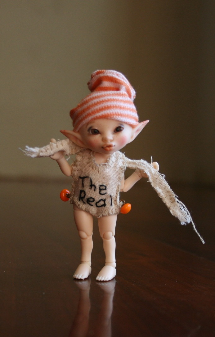 Japanese Ball-Jointed Doll