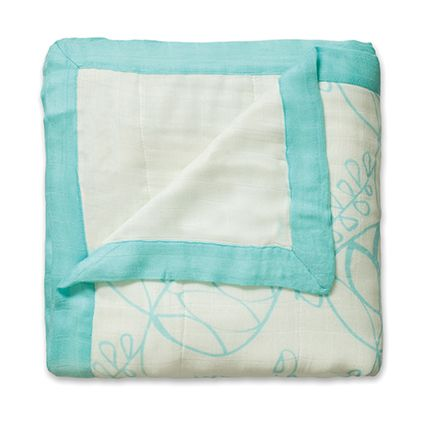 Blankets are just the best; snuggly, perfect for cuddle time and ideal for keeping warm, too! You're going to love our bamboo muslin Dream blankets. With gorgeous designs that will slide perfectly into any nursery and toddler's bedroom, you and your little ones are going to love it from the moment it is unwrapped.
