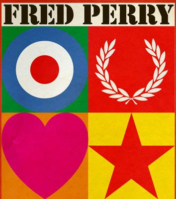 Peter Blake Fred Perry